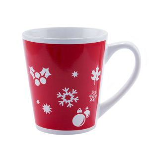 tazza natalizia