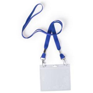 porta badge con laccetto